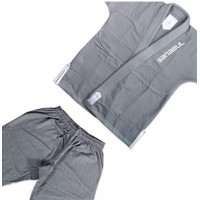 Детское gi bjj sanabul futur legend kids dark grey