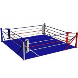 Ринг с пристенными стойками