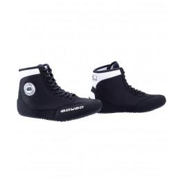 Обувь для борьбы, черный/белый