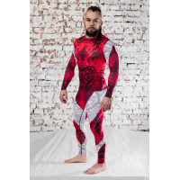 Спортивный комплект bethorn btnm178 white red