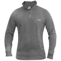 Полувер Bad Boy quarter zip grey