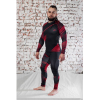 Спортивный комплект bethorn btnm172 red black