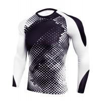 Спортивный комплект bethorn btnm176 black white
