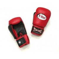Боксерские перчатки Twins BGVL-3T red/black