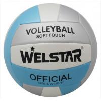 Мяч волейбольный Мяч волейбольный WELSTAR VMPVC4333B р.5