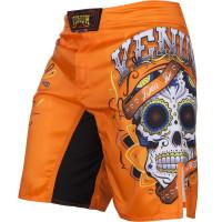 Шорты venum santa muerte 2.0 orange