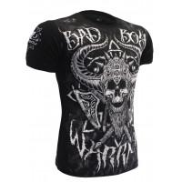 Футболка Bad Boy Immortal Warrior black