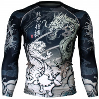 Рашгард btoperform dragon vs tiger fx-136