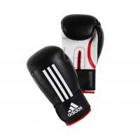 Перчатки боксерские energy 100 черно-белые adiebg100