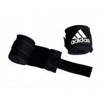 Бинты эластичные aiba new rules boxing crepe bandage черные adibp031 - 4,5м