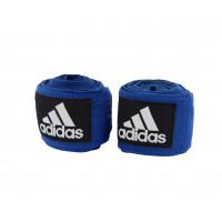 Бинты эластичные aiba new rules boxing crepe bandage синий adibp031 - 3,5м