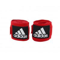 Бинты эластичные aiba new rules boxing crepe bandage красный adibp031 - 3,5м
