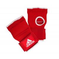 Внутренние перчатки super inner gloves красно-белые adibp02