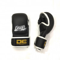 Перчатки для ММА Danger Sarring Gloves BK/WH edge
