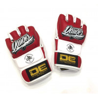 Перчатки для mma danger competition gloves rd/wh