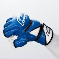Перчатки мма Cobra синий