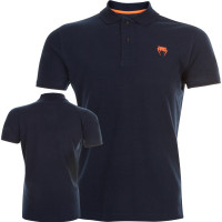 Поло Venum CLASSIC Navy/Orange