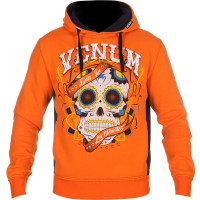 Толстовка Venum Santa Muerte Orange/Black