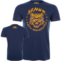 Футболка VENUM NATURAL FIGHTER - TIGER BLUE