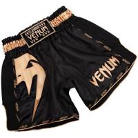 Шорты для тайского бокса venum giant muay thai gold