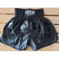 Шорты для тайского бокса venum bangkok inferno black