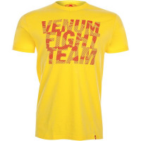 Футболка VENUM Speed Camo Urban Tee Yellow