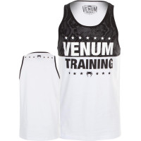 Майка VENUM TRAINING T-SHIRT - WHITE