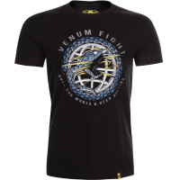 Футболка venum rtw t-shirt - black