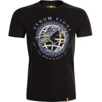 Футболка venum rtw t-shirt - black