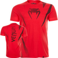 Футболка venum jaws t-shirt red