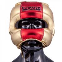 Шлем с бамперной защитой Ultimatum Gen3FaceBar Iron Man