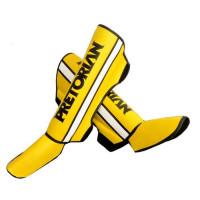 Защита ног pretorian yellow