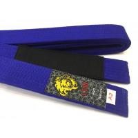 Пояс для bjj lion pro (blue)