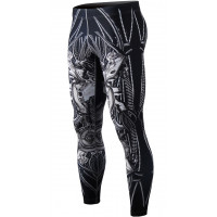 Компрессионные штаны zipravs zfcp-26
