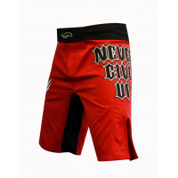 Шорты MMA HONOR red