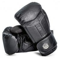 Боксерские перчатки Ultimatum Reload Black