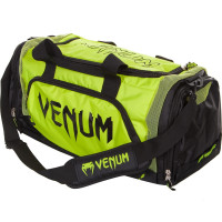 Сумка VENUM TRAINER LITE SPORT BAG - Black/Yellow