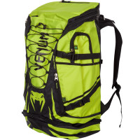 Рюкзак venum challenger xtreme backpack - black/yellow