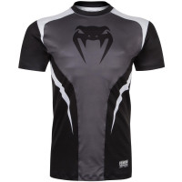 Футболка venum predator dry tech - black/white