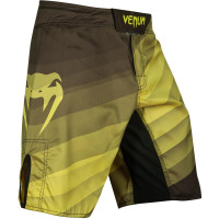 Шорты VENUM DREAM FIGHTSHORTS-BLACK/YELLOW
