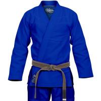 Кимоно для бжж venum elite classic blue cyan