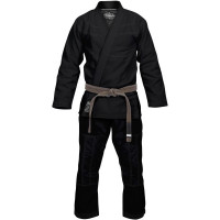 Кимоно для бжж venum elite classic black