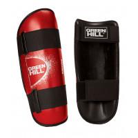 Защита голени PANTHER SPP-2124, к/з, красный