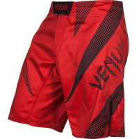 Шорты venum jaws fightshorts - red