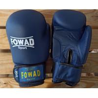 Детские боксерские перчатки Fowad dark blue