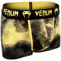 Трусы VENUM TECHNICAL BOXER SHORTS-BLACK/YELLOW