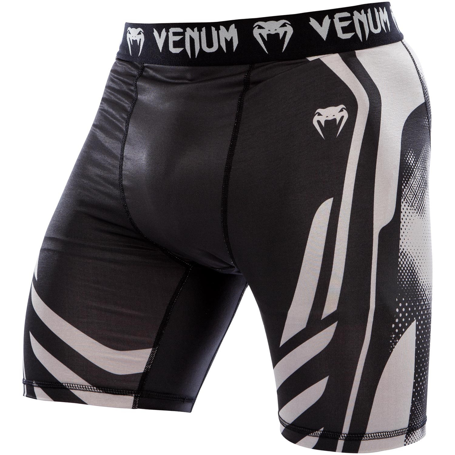 Valetudo шорты venum technical shorts - black/grey