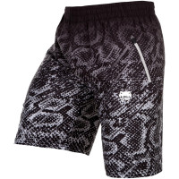 Шорты venum tropical fitness shorts - black/grey