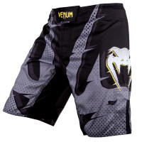 Шорты venum interference fight shorts - black