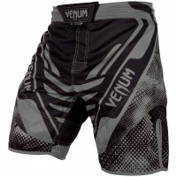 Шорты VENUM TECHNICAL FIGHT SHORTS-BLACK/GREY